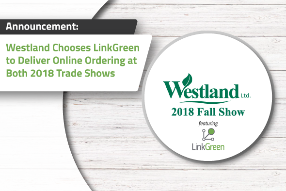 Westland Trade Show Announcement 2018