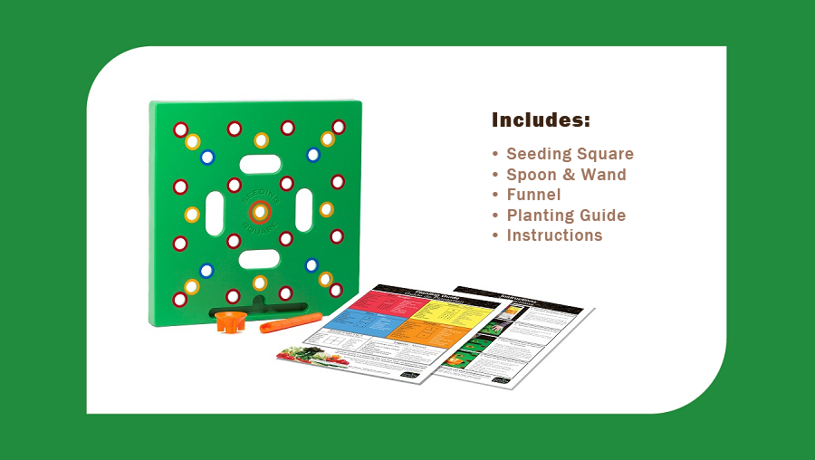 Seeding Square Kit
