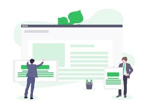 Launching a wholesale blog